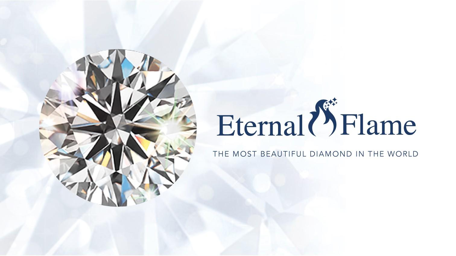 Berlian Terindah di Dunia Eternal Flame Hadir di Indonesia, Lihat Sendiri Di Sini! image