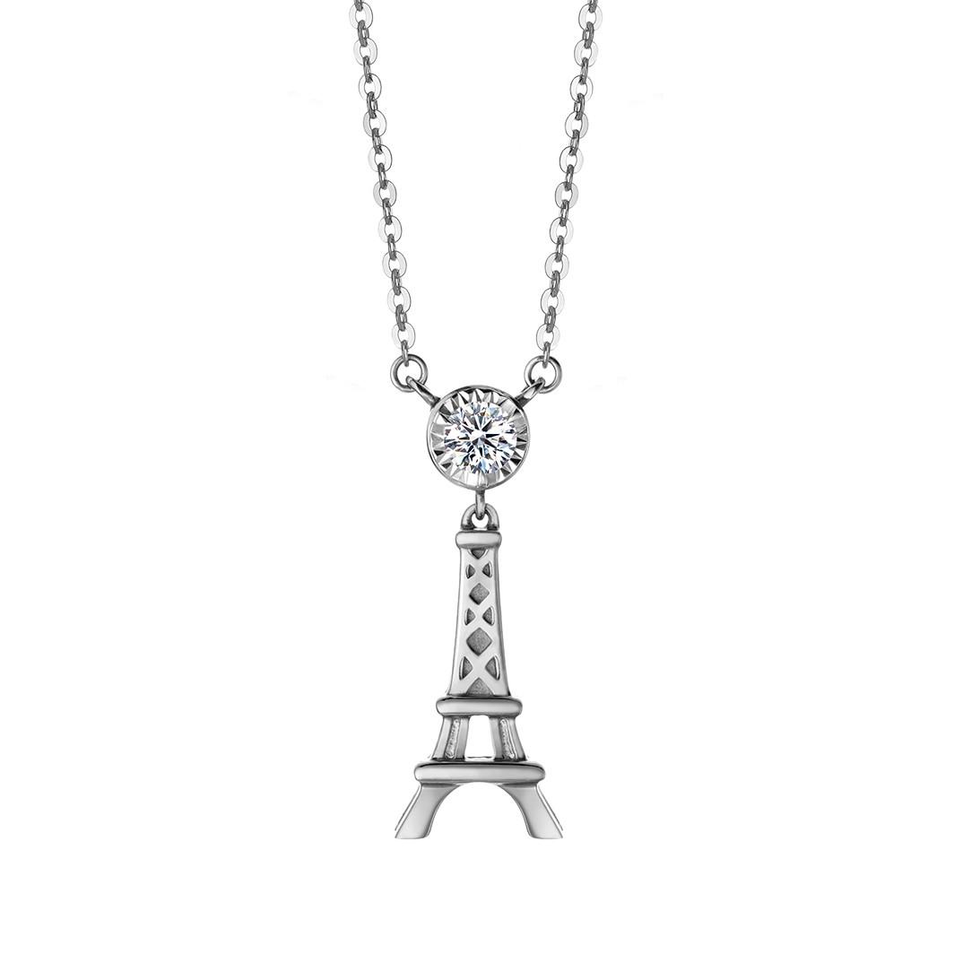 Essentials Eiffel Necklace